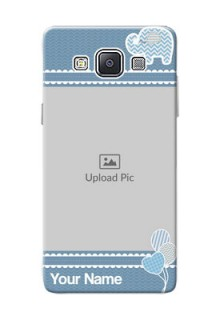Samsung Galaxy A5 (2015) kids design icons with  simple pattern Design Design