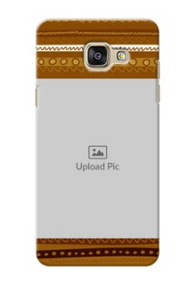 Samsung Galaxy A5 (2016) Friends Picture Upload Mobile Cover Design