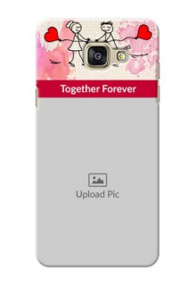 Samsung Galaxy A5 (2016) Just You And Me Mobile Back Case Design