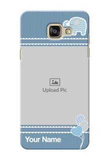 Samsung Galaxy A5 (2016) kids design icons with  simple pattern Design Design