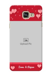 Samsung Galaxy A5 (2016) valentines day couple Design