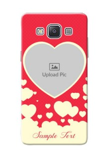 Samsung Galaxy A5 Duos Love Symbols Mobile Case Design