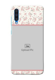 Galaxy A50s Back Covers: Premium Floral Design