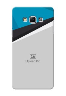 Samsung Galaxy A7 (2015) Simple Pattern Mobile Cover Upload Design
