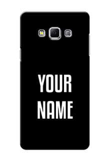 Galaxy A7 (2015) Your Name on Phone Case
