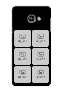 Samsung Galaxy A7 (2016) Multiple Pictures Mobile Back Case Design