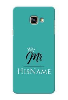 Galaxy A7 (2016) Custom Phone Case Mr with Name
