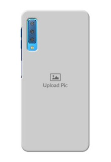 Samsung Galaxy A7 (2018) Custom Mobile Cover: Upload Full Picture Design
