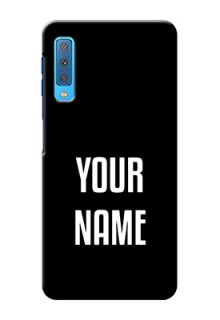 Galaxy A7 2018 Your Name on Phone Case