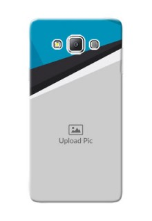 Samsung Galaxy A7 Duos Simple Pattern Mobile Cover Upload Design