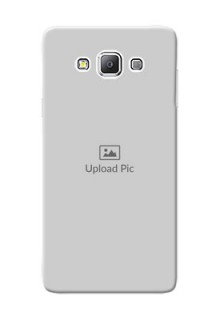 Samsung Galaxy A7 Duos Full Picture Upload Mobile Back Cover Design