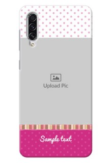 Galaxy A70 custom mobile cases: Cute Girls Cover Design