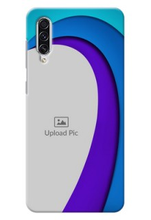 Galaxy A70 custom back covers: Simple Pattern Design