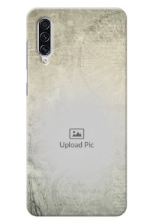Galaxy A70 custom mobile back covers with vintage design