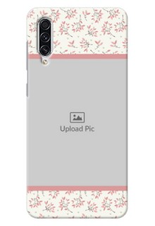 Galaxy A70s Back Covers: Premium Floral Design
