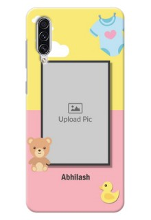 Galaxy A70s Back Covers: Kids 2 Color Design