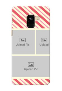 Galaxy A8 (2018) Back Covers: Picture Upload Mobile Case Design