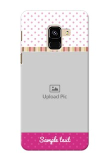 Galaxy A8 (2018) custom mobile cases: Cute Girls Cover Design