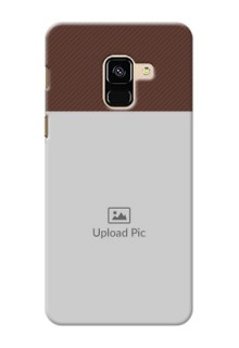 Galaxy A8 (2018) personalised phone covers: Elegant Case Design