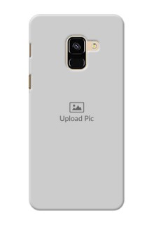 Galaxy A8 (2018) Custom Mobile Cover: Upload Full Picture Design