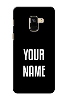 Galaxy A8 (2018) Your Name on Phone Case