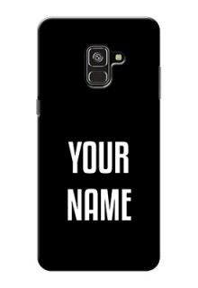 Galaxy A8 Plus 2018 Your Name on Phone Case