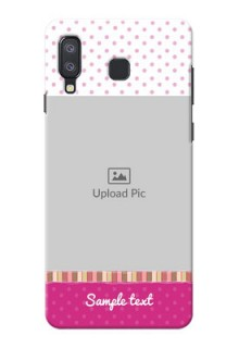 Samsung Galaxy A8 Star custom mobile cases: Cute Girls Cover Design