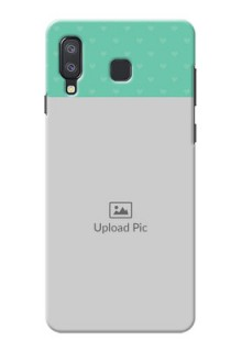 Samsung Galaxy A8 Star mobile cases online: Lovers Picture Design