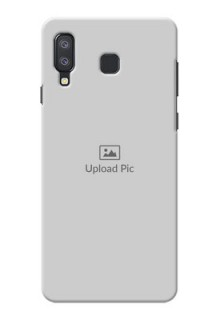 Samsung Galaxy A8 Star Custom Mobile Cover: Upload Full Picture Design