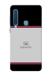 Samsung A9 2018 Mobile Covers With Add Text Design