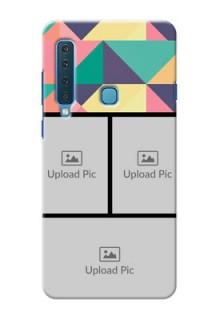 Samsung A9 2018 personalised phone covers: Bulk Pic Upload Design