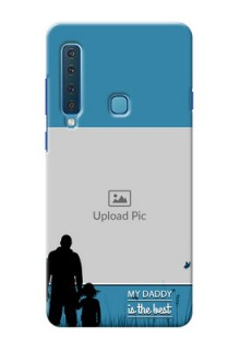 Samsung A9 2018 Personalized Mobile Covers: best dad design