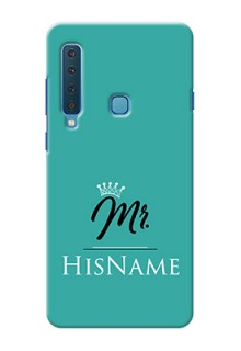 Galaxy A9 2018 Custom Phone Case Mr with Name