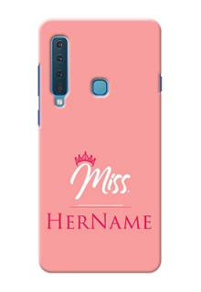 Galaxy A9 2018 Custom Phone Case Mrs with Name