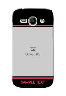Samsung Galaxy Ace 3 Photo With Text Mobile Case Design