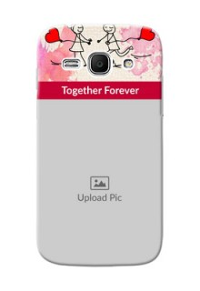 Samsung Galaxy Ace 3 Just You And Me Mobile Back Case Design