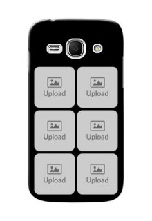 Samsung Galaxy Ace 3 Multiple Pictures Mobile Back Case Design