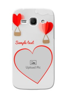 Samsung Galaxy Ace 3 Love Abstract Mobile Case Design