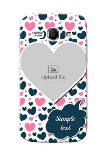Samsung Galaxy Ace 3 Colourful Mobile Cover Design