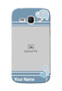 Samsung Galaxy Ace 3 kids design icons with  simple pattern Design Design