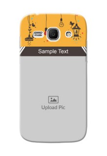 Samsung Galaxy Ace 3 my family design with hanging icons Design