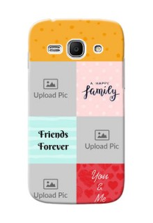 Samsung Galaxy Ace 3 4 image holder with multiple quotations Design