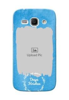 Samsung Galaxy Ace 3 watercolour design with vintage floral Design