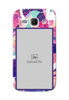 Samsung Galaxy Ace 3 abstract floral Design