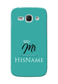 Galaxy Ace 3 Custom Phone Case Mr with Name