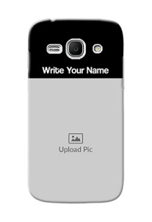 Galaxy Ace 3 Photo with Name on Phone Case