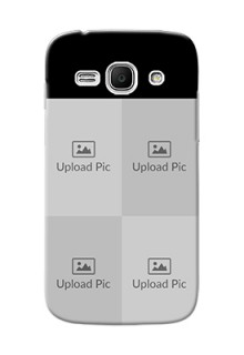 Galaxy Ace 3 86 Image Holder on Mobile Cover