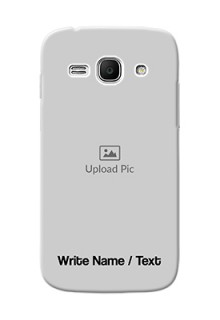 Galaxy Ace 3 Mobile Cover: Photo with Text