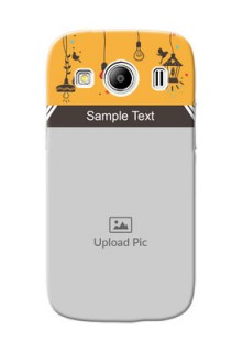 Samsung Galaxy Ace 4 LTE my family design with hanging icons Design Design
