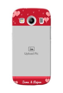 Samsung Galaxy Ace 4 LTE valentines day couple Design